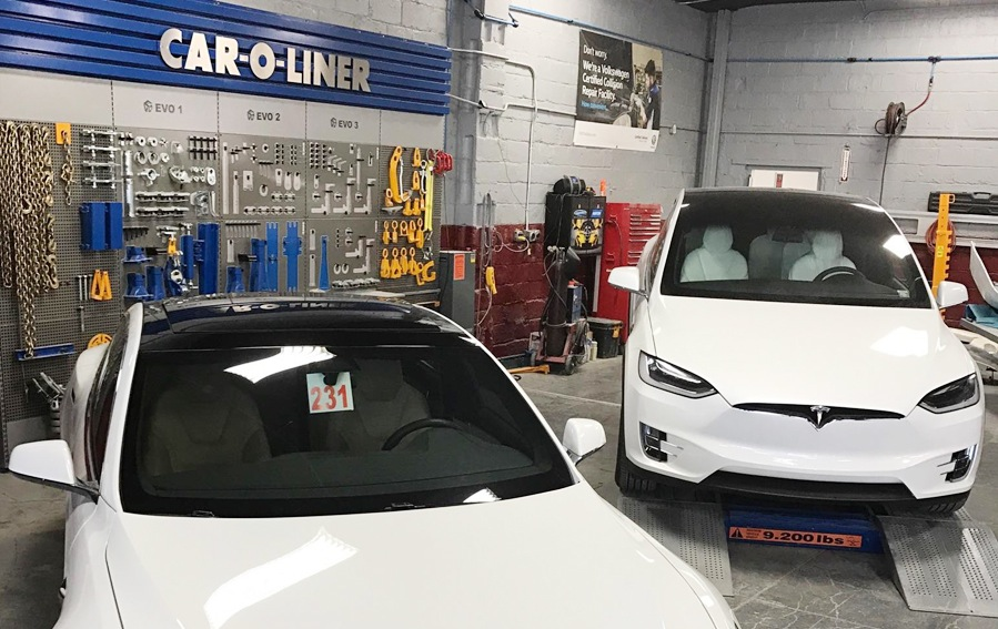 Certified Collision of Long Island is a Tesla certified Freeport NY collision body shop