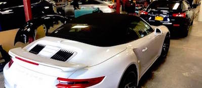 Aluminum Vehicle Experts and Tesla Factory Trained and Certified Collision Body Shop